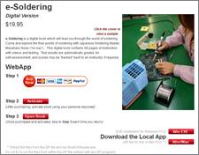 e-soldering