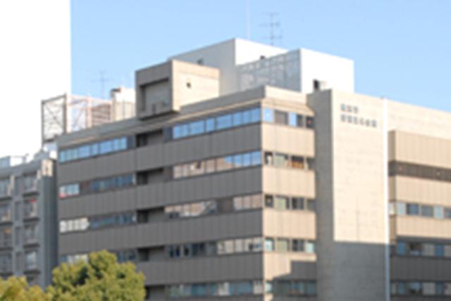 横浜市技能文化会館外観